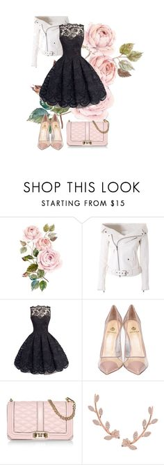 """""""pinup style 2016"""" by abelaz on Polyvore featuring mode, Faith Connexion, Semilla, Rebecca Minkoff et Humble Chic"""