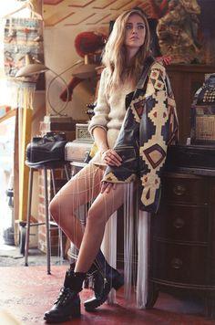 Chiara Ferragni f/w 2014 campaign | The Blonde Salad