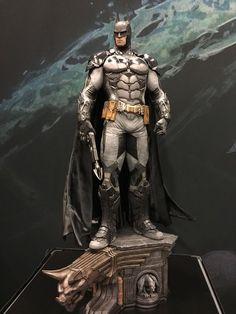 sculpture batman comic con san diego - Cerca con Google