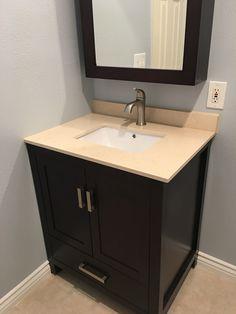 Awesome Hampton Bay Bathroom Cabinets