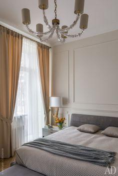 Работа дизайнера Александра Кривова: квартира с историей | AD Magazine
