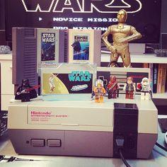 Something we loved from Instagram! The force is with me!  Star Wars Family  #nes #famicom #nintendo #nintendolife #famicomcollection #lego #legostarwars #nesgames #nescollection #gamer #videogames #videojuegos #starwars #namco #jvc #retro #retrogames #retrogaming #retrogamer #8bit #geek #gadget #gameboy #starwarsfan #starwarsnes #theempirestrikesback #darthvader #lukeskywalker #raspberrypi #retropie by nesland78 Check us out http://bit.ly/1KyLetq