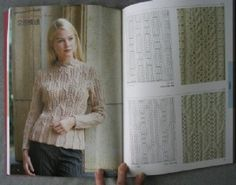 If the beautiful, intricate stitch patterns available in Japanese are any indication, the Japanese are having more fun knitting than the English speaking world. Description from stitchesofviolet.blogspot.ca. I searched for this on bing.com/images