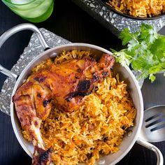chicken kabsa recipe video