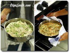Palak Paneer, Risotto, Cooking, Ethnic Recipes, Food, Kitchen, Essen, Meals, Yemek