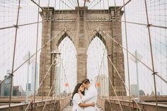 Brooklyn Bridge Engagement Shoot | Dumbo | NYC  #brooklynbridgeengagement #nycengagement #brooklynbridge #engagementsession #weddingphotography #weddingphotographer #brooklynengagement #brooklynwedding #brooklynbride #nycbride #dumbo #orlandoweddingphotography #orlandoweddingphotographer