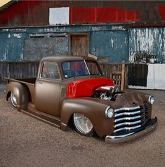 812 Best Cool Classic 47 54 Chevy Trucks Images In 2017