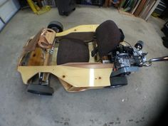 Wooden Go Kart, Car Stuff, Skateboard, Frames, Future, Projects, Painting, Vintage, Cars