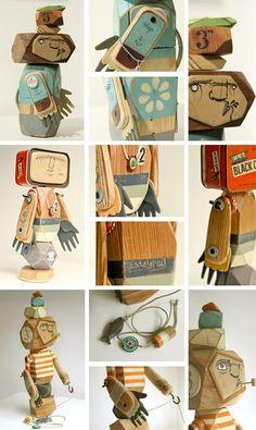 found-object-art