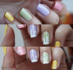 DIY Nail Art | Easter Bunny ~ Beautyill | Beautyblog met nail art, nagellak, make-up reviews en meer!