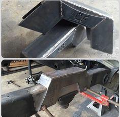 Truck Weld in UnderBed Notch idea