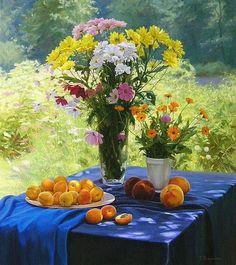 Painting by Gennadiy Kirichenko
