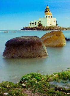LandScape - Mosque Beach Jeddah ()
