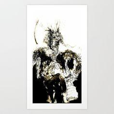 Dionysus Art Print by Shane R. Murphy - $19.00 Dionysus, Batman, Art Prints, Superhero, Fictional Characters, Art Impressions, Fantasy Characters