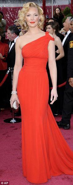 Stunning dress!! (Katherine Heigl)