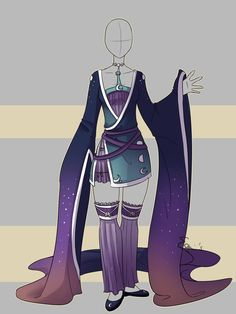 Outfit+Adoptable+10+Auction+[CLOSED]+by+sonisadopts.deviantart.com+on+@DeviantArt