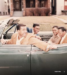 The Four Tops #motown