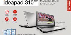 Melhor Custo Benefício em Produtos de Tecnologia.: Melhor Notebook Custo Benefício (06/01/2017) - Len...