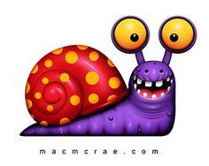 purple-snail-cartoon.jpg (380×304)