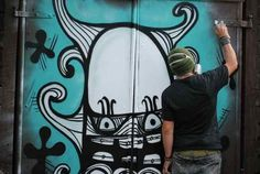 maori street art - Google Search