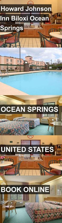 Hotel Howard Johnson Inn Biloxi Ocean Springs in Ocean Springs, United States. For more information, photos, reviews and best prices please follow the link. #UnitedStates #OceanSprings #hotel #travel #vacation