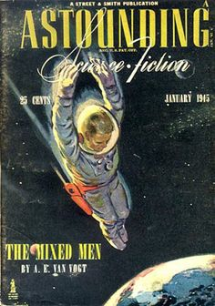 Astounding Science Fiction  Jan 1945