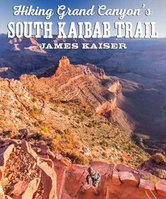 My guide to hiking the North Kaibab Trail in Grand Canyon National Park. Trail description, facts and data, elevation charts. Plus PHOTOS!
