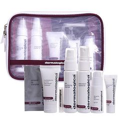 Dermalogica AGE Smart Starter Kit-Offers correction and protection from skin damage as it combats premature skin aging #SkinCare www.entirelyskin.com