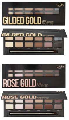 Only at ULTA! Must-have spring palettes