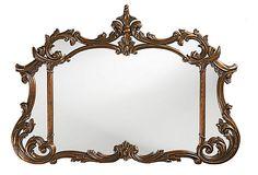 Inverness Mirror on OneKingsLane.com  I need this!