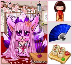 Ян-Лин обычная токийская школьница. Она очень любит свою страну, в которой уживаются стремительное развитие научно-технического прогресса и трепетное и бережное отношение к своим культурным традициям. В Японии есть на что посмотреть в любое время года, но самые любимые события Ян-Лин- это время цветения сакуры и праздник хризантем. http://mirchar.ru