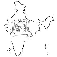 Do you wish to make your kid learn about vast & diverse cultures of India & respect them? Then why not give him these 10 free printable India coloring pages