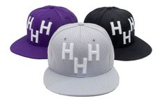 "eb47b6de14254 Hall Of Fame ""Performance Mesh Triple H"" Pack Mesh Cap"