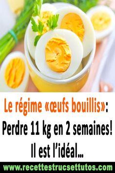Le régime «œufs bouillis»: Perdre 11 kg en 2 semaines! Il est l'idéal…#remèdesmaison #santé#remèdesnaturels#regime Nutrition, Metabolism, Cantaloupe, Fruit, Breakfast, Health, Food, Physique, Gym