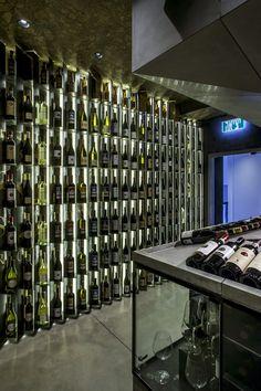 Wine Bar & Store by Studio Opa - Retailand.com