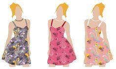 475dsn - schița, desenul și ideile de imprimeu Store, Fashion, Moda, Fashion Styles, Larger, Fashion Illustrations, Shop