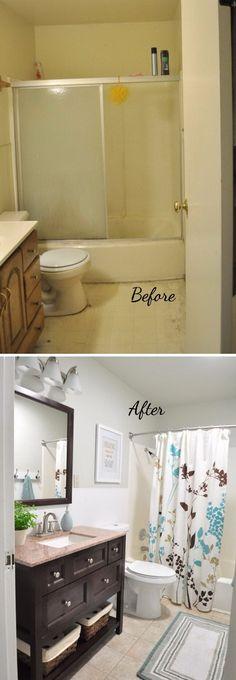 Master Bathroom Remodel Pinterest Master Bathrooms - How to renovate a bathroom diy