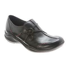 Clarks Wave.run Black Leather