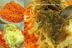 Κέικ καρότου χωρίς αυγά, βούτυρο και μίξερ! - cretangastronomy.gr Grains, Rice, Food, Essen, Meals, Seeds, Yemek, Laughter, Jim Rice
