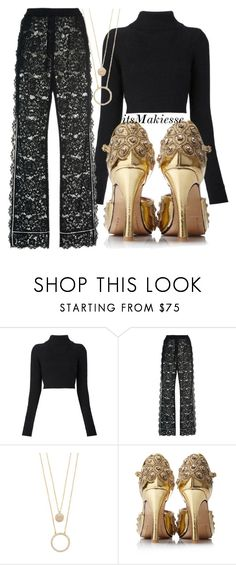 """Dulce"" by immakiesse ❤ liked on Polyvore featuring Balmain, Dolce&Gabbana and Kate Spade"