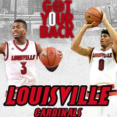 Trey Lewis and Damion Lee #GoCards!