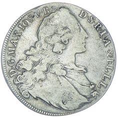 Madonnentaler 1764, Silber