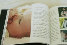 Hanna's Life is Cool: S's Baby Book