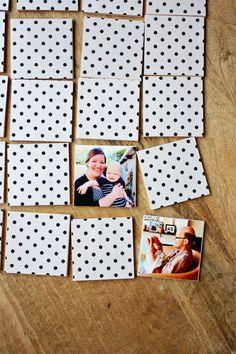 kiddo photo memory game