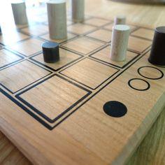 Colosse : jeu de stratégie et réflexion en bois : Jeux, jouets par prise-de-tete