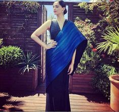 Cannes 2016: Sonam Kapoor's futuristic saree will blow your mind  Bollywood's ultimate stylista,   Sonam Kapoor  has landed at Cannes and with the press interviews itself, the actress has made waves with her style.   While the actress is known for her ability to mix and match styles as she easily manages to carry international labels with aplomb, she's also among the few Indians who choose the right Indian wear designers on international red carpets.   Sonam's preference of designer ..