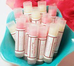 Bachelorette Party Favor  Personalized Lip by SakuraBathAndBody