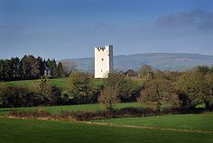 Restored castle.  Grantstown Castle, Kilfeacle, Co. Tipperary
