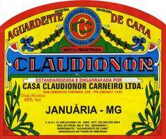 Cachaça Claudionor