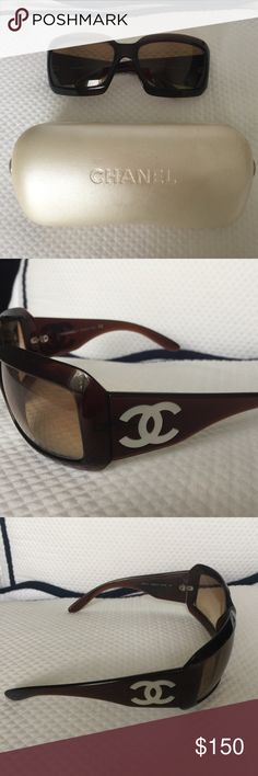 Chanel sunglasses Chanel original sunglasses with case CHANEL Accessories Sunglasses